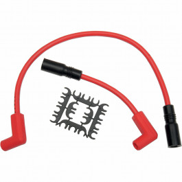 PLUG WIRE RED 99-13 DYNA