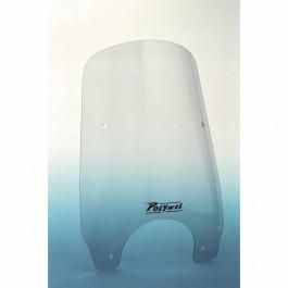 Polywel windscherm 8000 Elegance Round 50% smoke