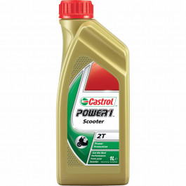 Power 1 Scooter 2T 1L Castrol