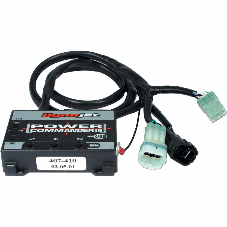 mc  mc-delar  elektronik Power Commander till MC - DUCATI MONSTER 620 Dark SD 2004 - Dynojet - USB