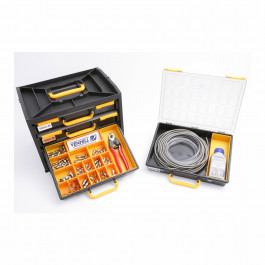 Powerhose dealer kit Chrome