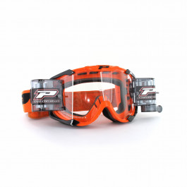Progrip Crossglasögon 3408 Menace XL Roll Off Orange