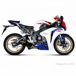 Racing Line (Carbon) CBR 1000 RR 2012-16, ej ECE