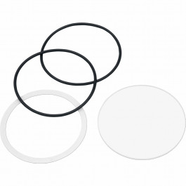 REPL CLEAR LENS-SHORTY
