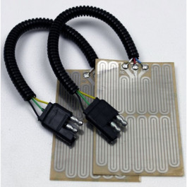 RSI Handtagsvärmare BRP 3-kablar, Normal längd