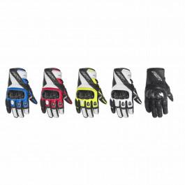 RST Mc-Handskar 2123 STUNT III CE Vit/Svart