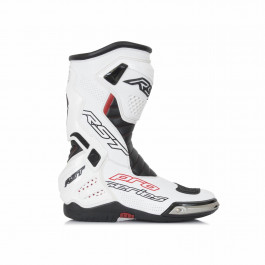 RST MC-Stövlar PRO SERIES 1503 RACE CE Vit/Svart