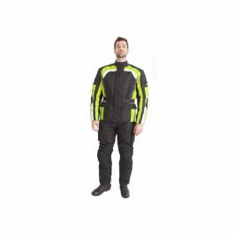 RST Textiljacka 2726 ALPHA IV CE Svart/Gul
