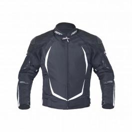 RST Textiljacka 2890 BLADE SPORT II CE Svart/Vit