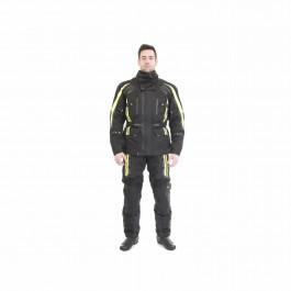 RST Textiljacka Pro Series 2416 PARAGON V CE Svart/Gul