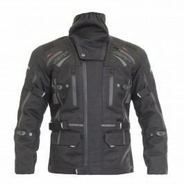 RST Textiljacka Pro Series 2416 PARAGON V CE Svart/Svart