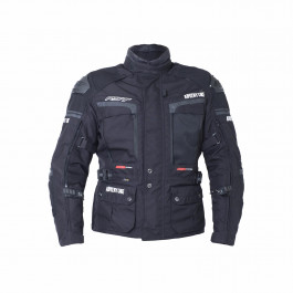 RST Textiljacka Pro Series 2850 ADVENTURE III CE Svart/Svart
