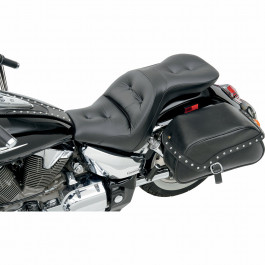 Sadel Explorer RS Gel-Core Svart SADDLEMEN
