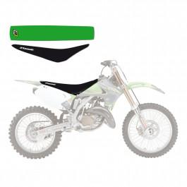 Sadelöverdrag Team Kawasaki Replica Grön/Svart Blackbird Racing