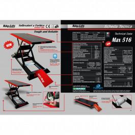 Saxbord MAX 516 Bike-Lift