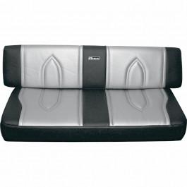 SEAT CVR MULE KAW BLK/GRY