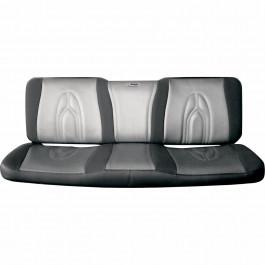 SEAT CVR RANGER BLK/GRY