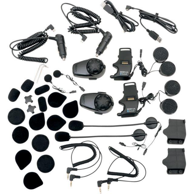 Sena SMH-10 Bluetooth Headset Dual Kit