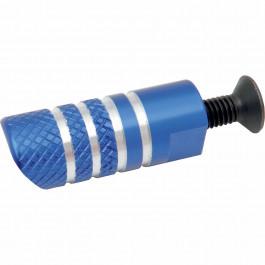 SHIFT PEDAL TOE TIP BLUE