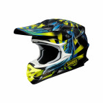 Shoei Crosshjälm VFX-W GRANT2 TC-3 Multi