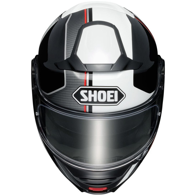 Shoei Öppningsbar Hjälm Neotec 2 Excursion Tc-6 Vit - Motoaction 902a5578b78af