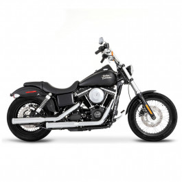 SLIP-ON Softail 3 tum Harley-Davidson RINEHART RACING