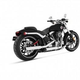SLIP-ON Softail 3 tum Harley-Davidson RINEHART RACING