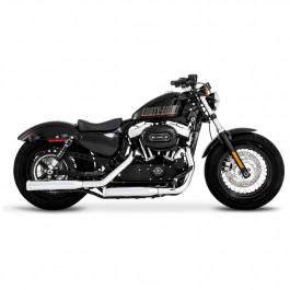 SLIP-ON Sportster 3 tum Harley-Davidson RINEHART RACING