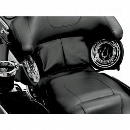 Snabbjustering Tour-Pak Relocator Harley-Davidson 00-13 med Rigid-Mount KURYAKYN
