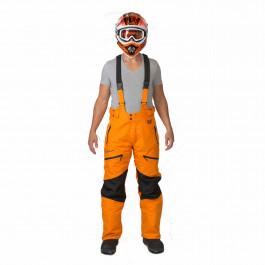 SnowPeople Skoterbyxor Sport Reco Orange/Svart
