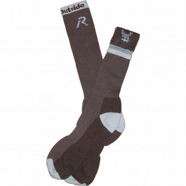 SOCK BT BROWN/GREY LG