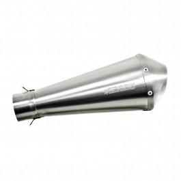 Spark Megaphone Silver Universal Dämpare
