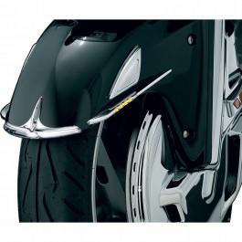 Styling Honda GL Framskärm Krom KURYAKYN