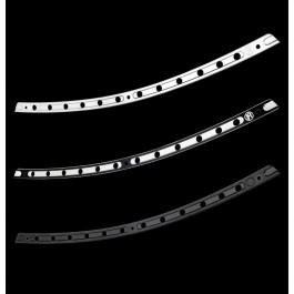 Styling Vindruta/Kåpa Hole Shot till Harley Davidson FLHT/FLHX 14-17 PERFORMANCE MACHINE