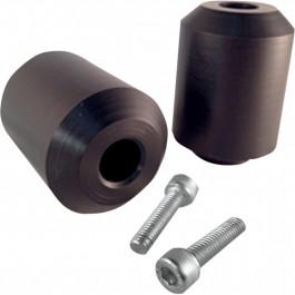 Styrändar CNC Standard Svart/Kolfiber PSR