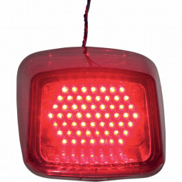 TAILLIGHT VROD RED