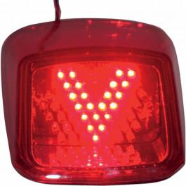 TAILLIGHT VROD RED V