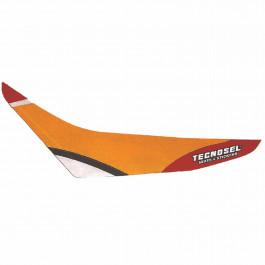 Tecno-X, Dekal RM 125, 96-00 Gul/Röd