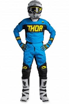 Thor Crosskläder FUSE BION 2018 Blå