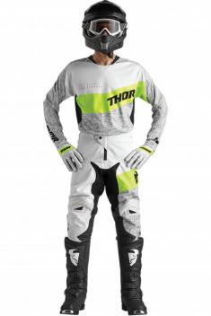 THOR Crosskläder FUSE High Tide Grå/Limegrön