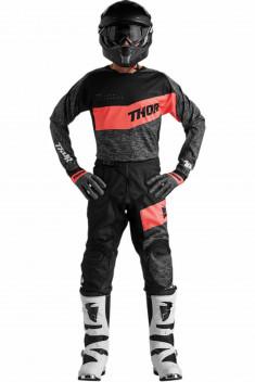 THOR Crosskläder FUSE High Tide Svart/Rosa