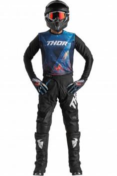 THOR Crosskläder Prime Fit Nebula Blå/Svart