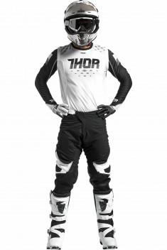 THOR Crosskläder PRIME FIT ROHL 2017 Svart/Vit