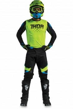 Thor Crosskläder PRIME FIT ROHL 2018 Grön/Svart