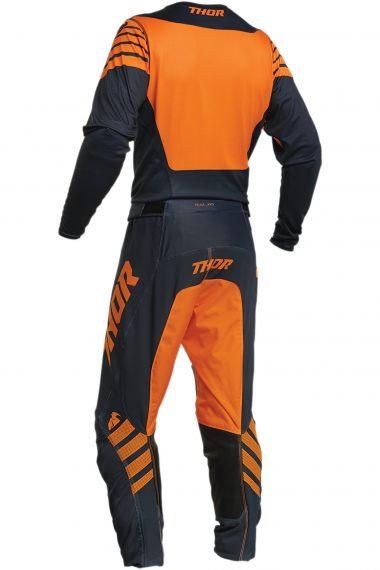 THOR Crosskläder Prime Pro Strut Orange/Mörkblå
