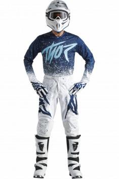 THOR Crosskläder Pulse AIR HYPE Navy