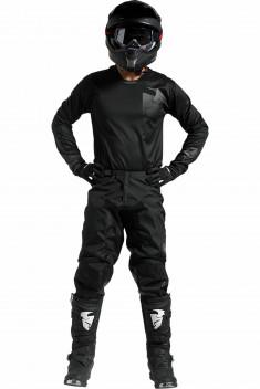 THOR Crosskläder PULSE BLACKOUT 2017 Svart