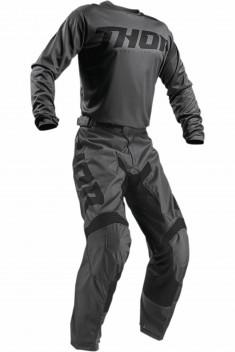 THOR Crosskläder Pulse Smoke Mörkgrå