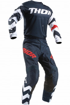 THOR Crosskläder Pulse Stunner Blå/Vit