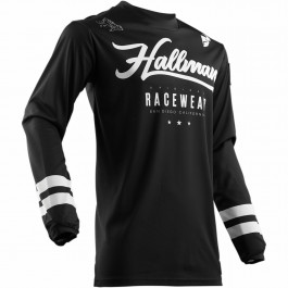 THOR Crosströja Hallman Hopetown 2018 Svart/Vit